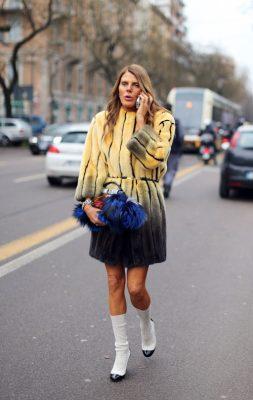 street style, autumn winter 2014, milan fashion week, italy – 21 feb 2014, ,