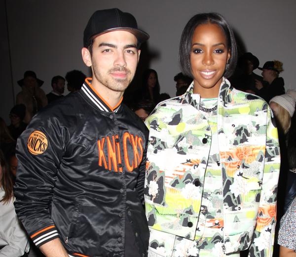 Joe Jonas et Kelly Rowland