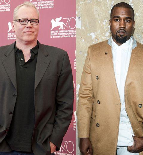 Bret Easton Ellis va faire un film pour Kanye West