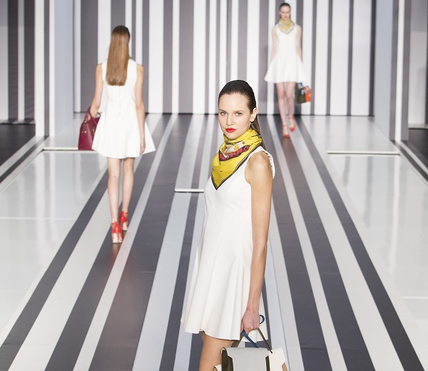 London Fashion Week Anya Hindmarch.