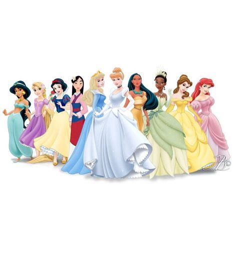 Des princesses Disney plus rondes?