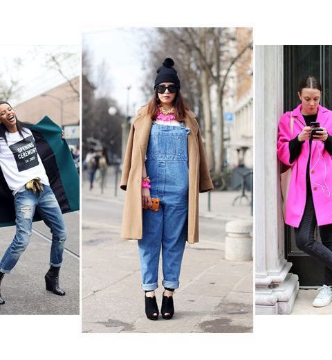 Les plus beaux street looks de la fashion week milanaise