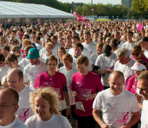 Race For The Cure 2013, Anvers