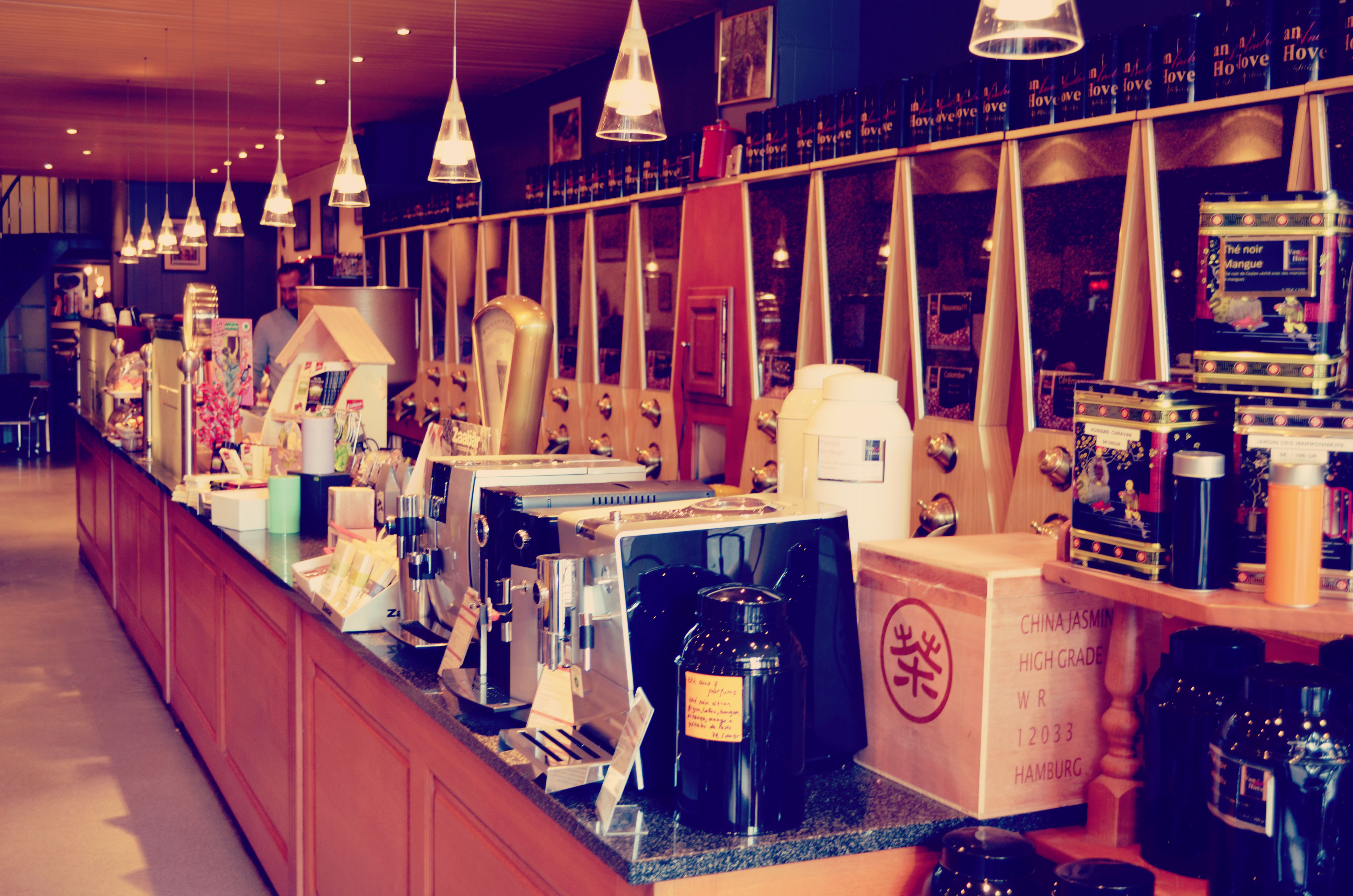 Les Cafés Van Hove