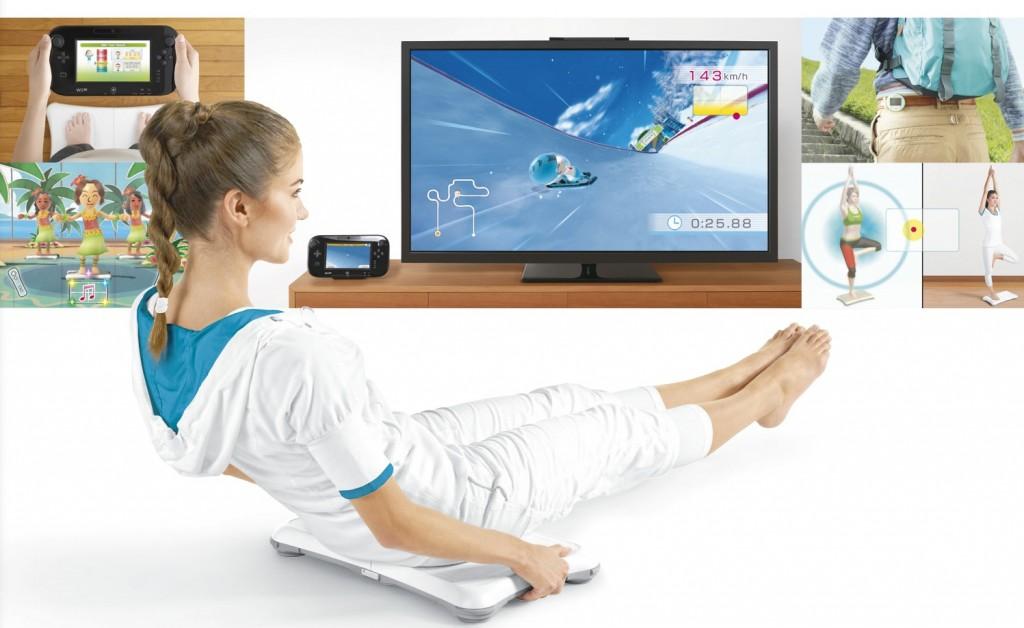 Wii Fit U - Balance Board