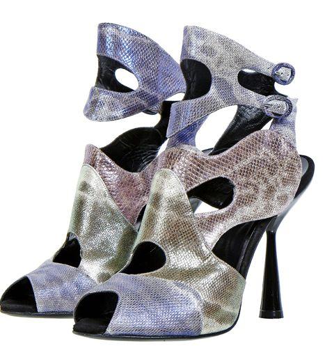 Pierre Hardy x Shoescribe