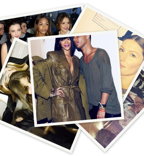 10 cool pics de la fashion week de Paris
