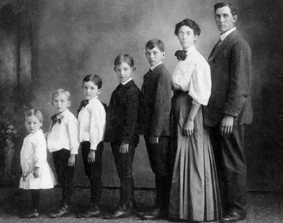 Bevorzugt 10 super idées pour une photo de famille originale! - ELLE.be QC43