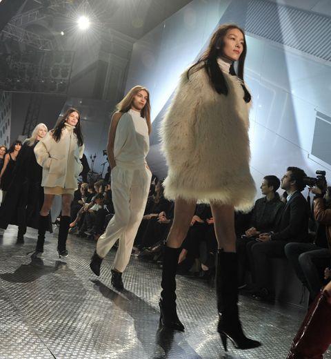 Paris Fashion Week: y'avait quoi, y'avait qui au défilé H&M ?