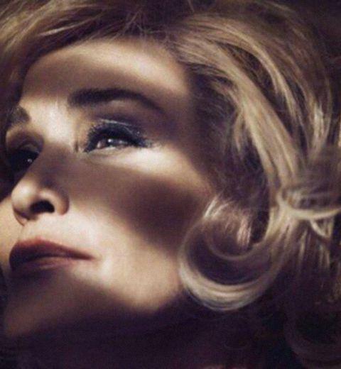 Jessica Lange: nouvelle égérie Marc Jacobs
