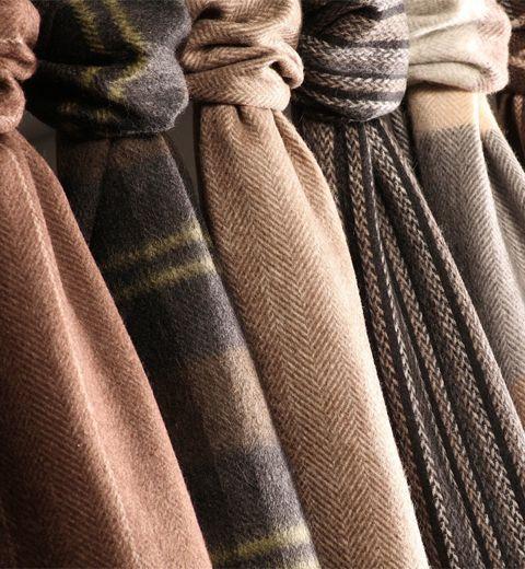 Des manteaux en cachemire contenant des poils de rat