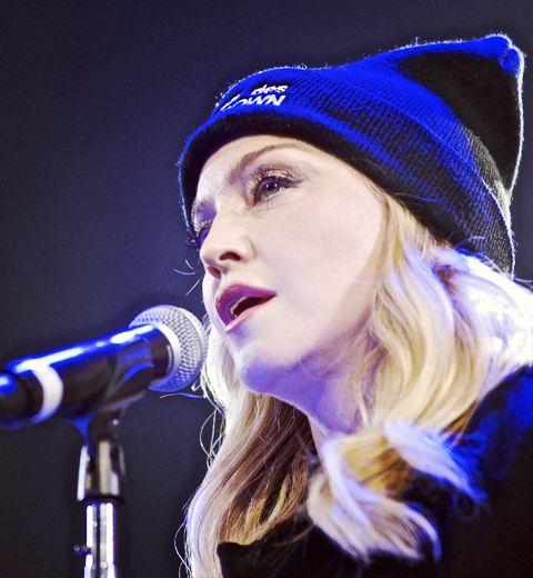 Madonna ne supporte plus sa musique