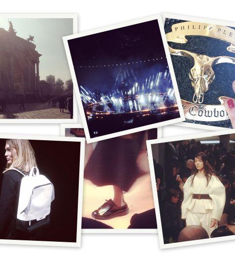 Fashion Week Diary: Milan 22 et 23 février
