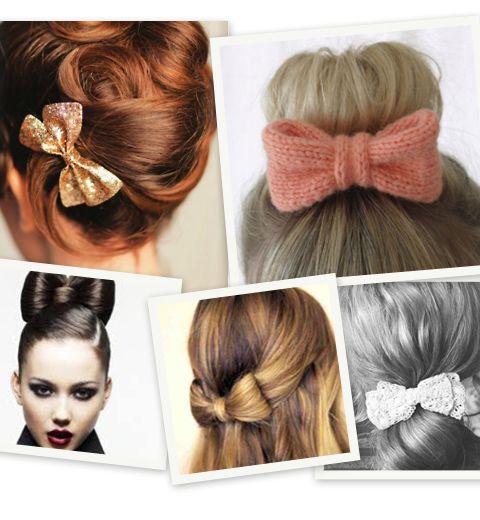 15 façons de porter le noeud dans les cheveux