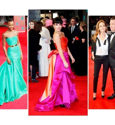 Les plus looks des BAFTA's 2014