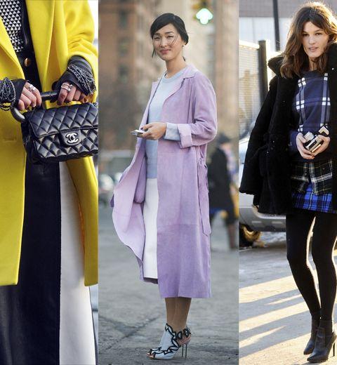 NY Fashion Week: streetstyle jour 6