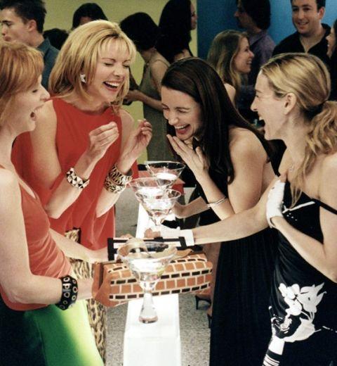 Une soirée entre filles plus importante qu'un date ?
