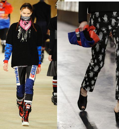 New York Fashion Week: les shoes des défilés