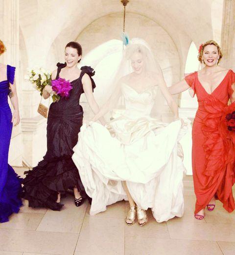 Le nombre de mariages a (enfin) augmenté