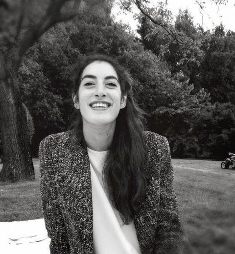 La fille du vendredi: Charlotte Munster gérante de la boutique Balthazar