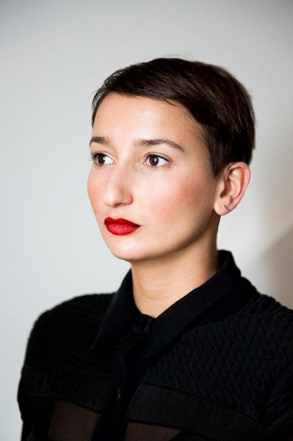 Alexandra Sebbagh par  Pauline Hisbacq