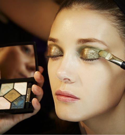 Le look beauté du dernier défilé Dior