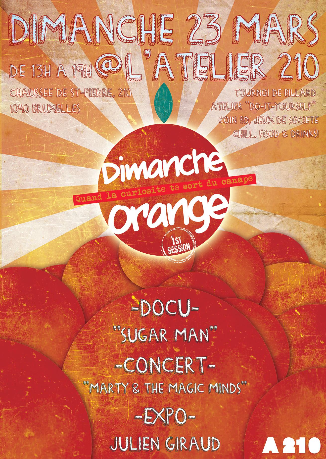 Dimanche Orange