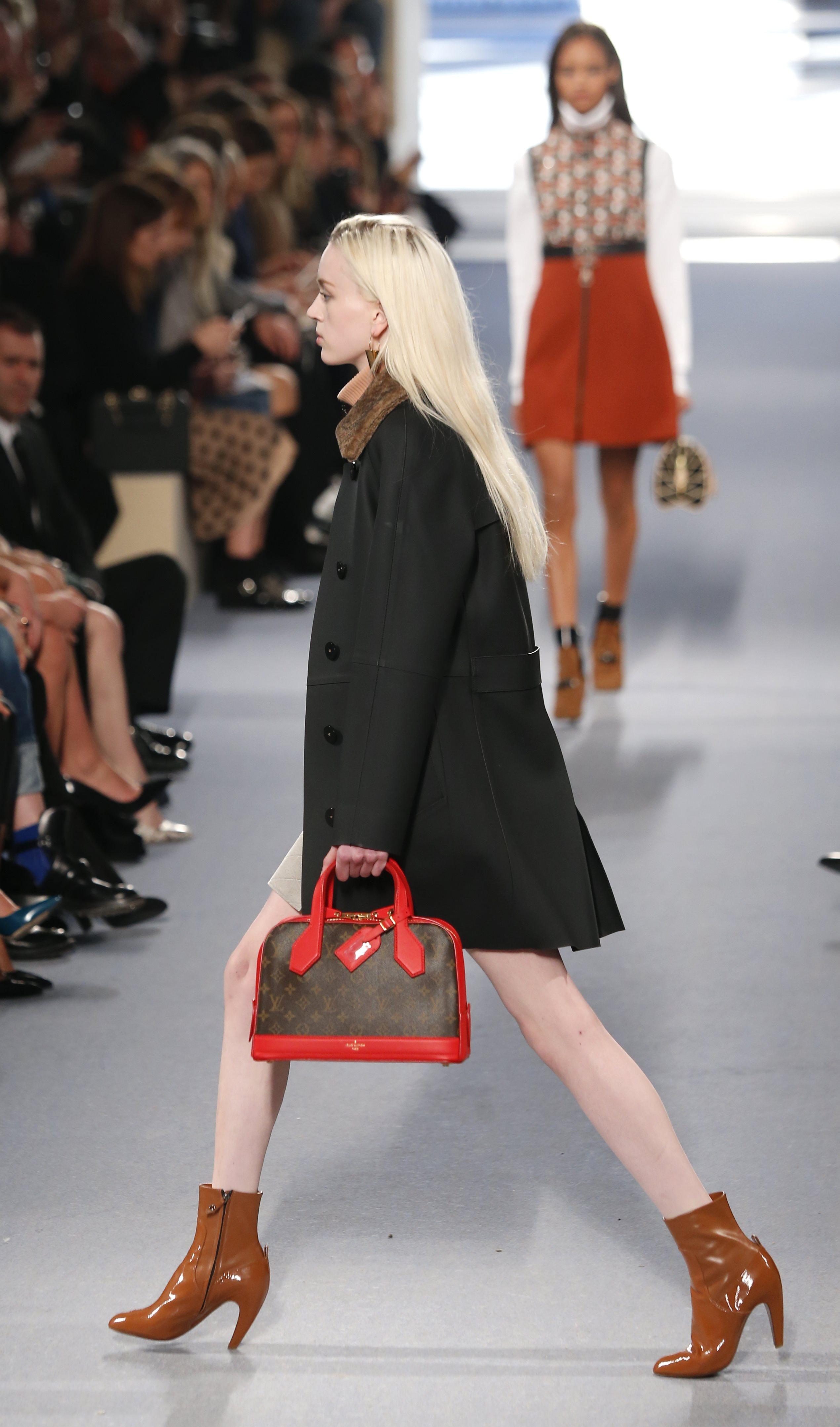 paris fashion vuitton