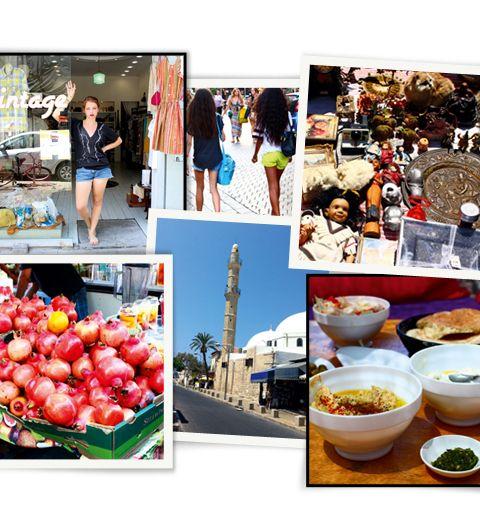 Le carnet de voyage de Céline: Jaffa une des villes les plus trendy du monde