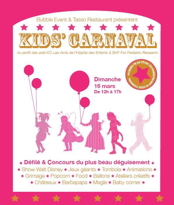 Kids caranval