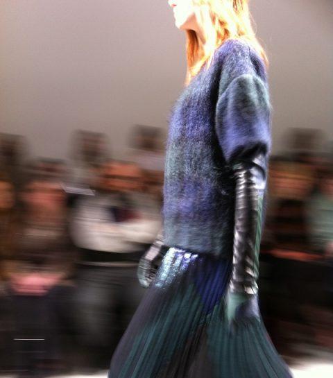 Paris Fashion Week : Véronique Branquinho, l'optimisme