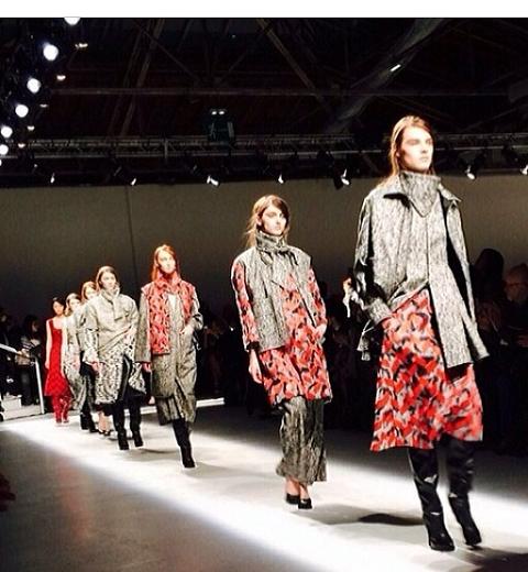 Paris Fashion Week : Véronique Leroy, évanescent
