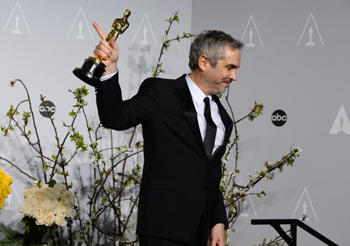 Alphonso Cuaron, réalisateur de Gravity