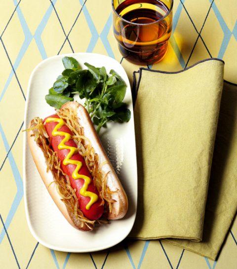 Recette du hot dog
