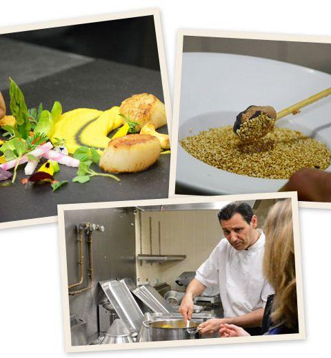 La cooking class au Châtelain Boutique Hôtel