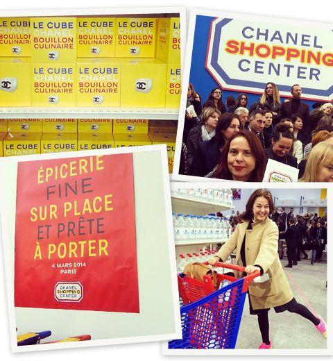 Défilé Chanel: les premières photos