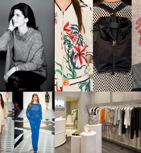 Dorothee Schumacher ouvre un magasin à Anvers