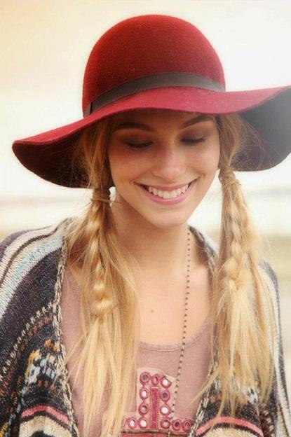 14 façons de porter les couettes sans faire gamine - 1