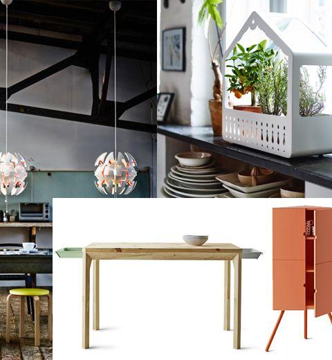 ikea lance une collection pour les nomades urbains. Black Bedroom Furniture Sets. Home Design Ideas