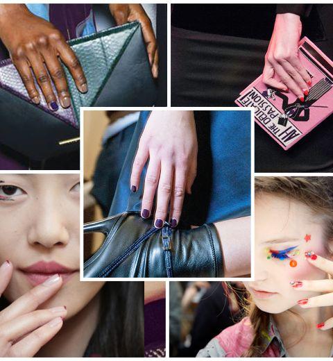 Les plus beaux nails art de la Fashion Week de Paris
