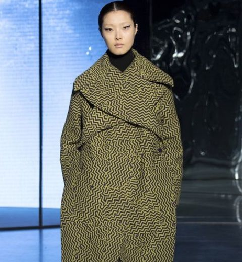 Paris Fashion Week : Kenzo, Back to the Couture