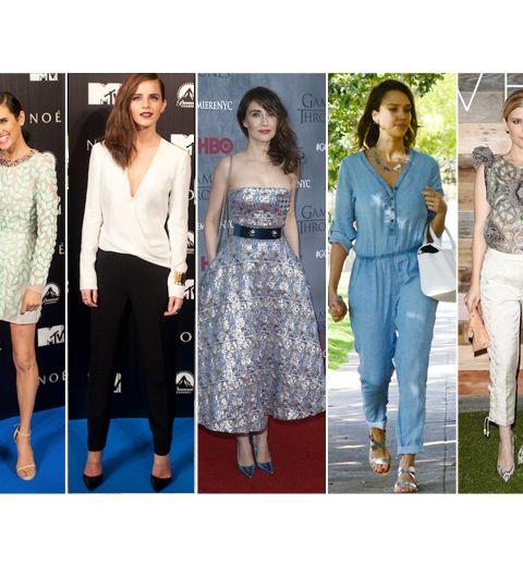 Le top 10 des stars les mieux habillées cette semaine