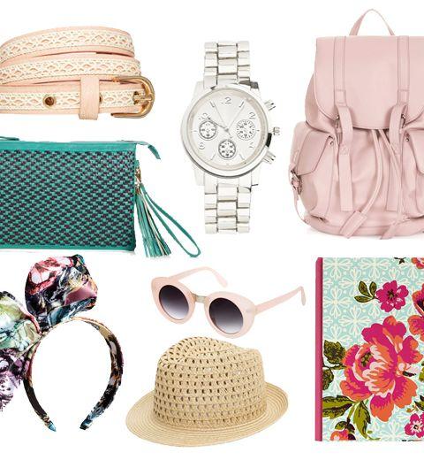 10 accessoires de printemps à prix mini
