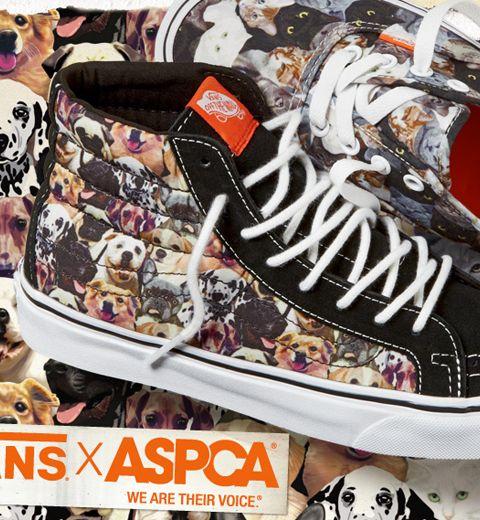 Vans x ASPCA