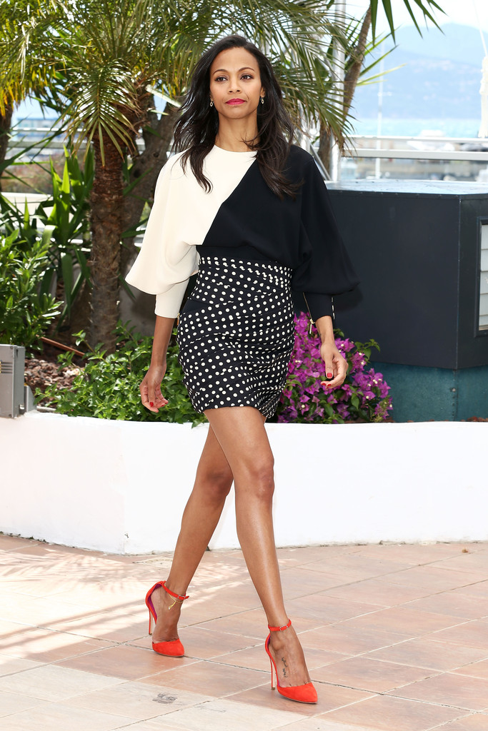 zoe-saldana-blood-ties-photocall-66th-annual-cannes-film-festival-emanuel-ungaro-fall-2013-dress-2