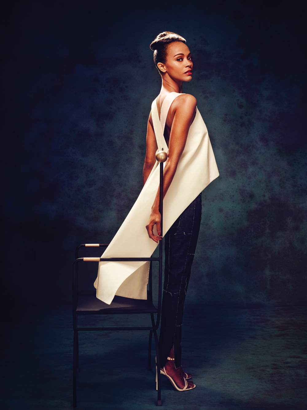 zoe-saldana-by-james-white-for-flare-magazine-1