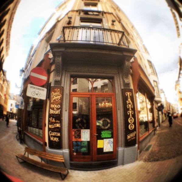 tatoueurs de Belgique : Brabo's Hand Tattooshop