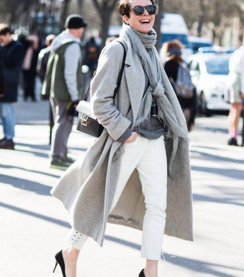 20 façons de porter le pantalon blanc