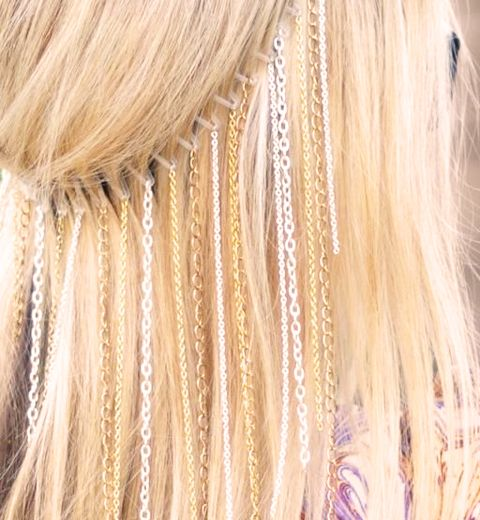 4 accessoires cheveux à faire soi-même