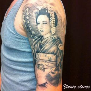 tatoueurs de Belgique : Vinnie Stones' Sinsin Tattoo